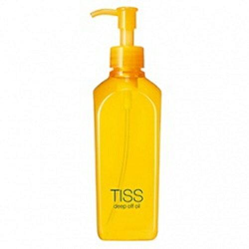 淨妍美肌:TISS深層卸妝油(毛孔潔淨升級型)235ml效期2022【淨妍美肌】