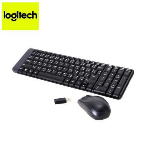 好用~推~羅技Logitech MK220 無線鍵鼠組 /2.4GHz無線技術/最遠可達10公尺/128位元AES加密技術