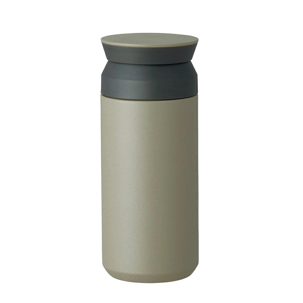 KINTO | TRAVEL TUMBLER 隨行保溫瓶 350ml - 灰