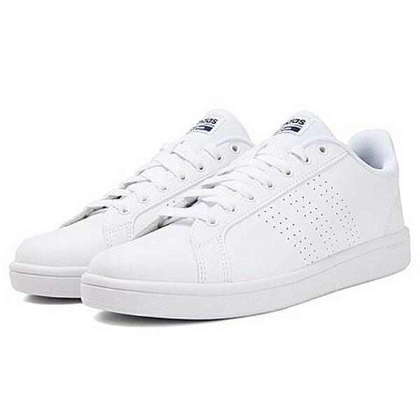 【ADIDAS】CF ADVANTAGE CL. 休閒鞋 運動鞋 白色 NEO 男鞋 -BB9624