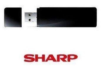 SHARP夏普USB無線網卡-液晶電視專用WN8522D7  **免運費**