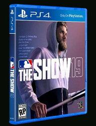 [刷卡價] 預購2019/3/29 PS4 MLB19 MLB THE SHOW 19 美國職棒大聯盟19 英文一般版