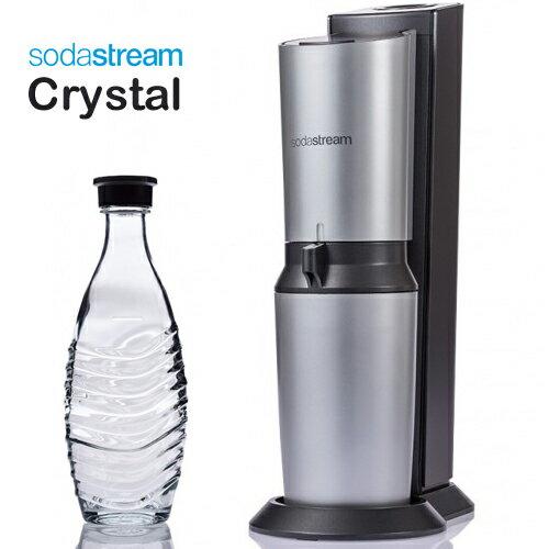 Sodastream Crystal氣泡水機 送象印保溫杯乙入