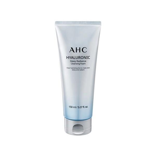 韓國 AHC 玻尿酸神仙水保濕洗面乳(150ml)【小三美日】A.H.C◢D680883