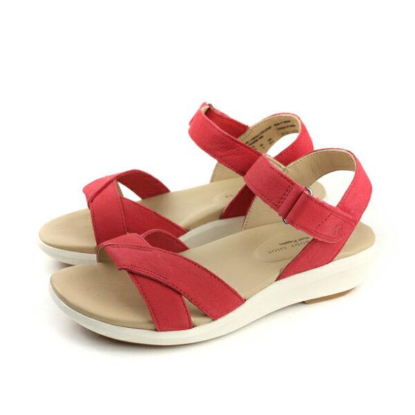 Hush Puppies 凉鞋 红色 女鞋 6182W187237 no105