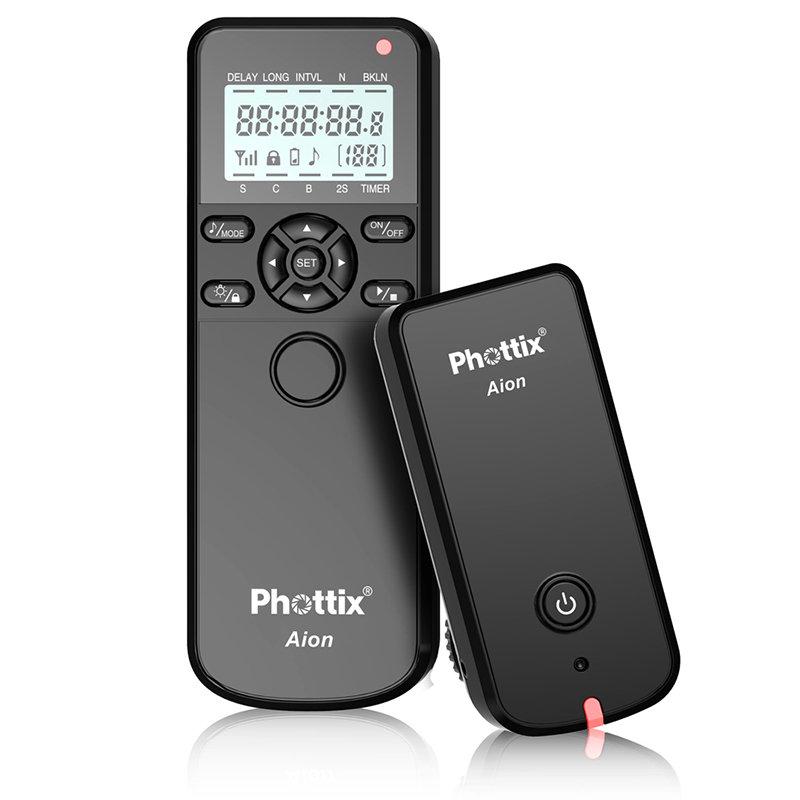 ~相機 ~ Phottix Aion 無線定時快門遙控器 for Canon 中古品 貨