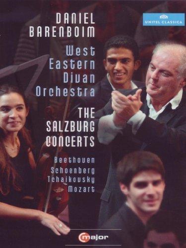 The Salzburg Concerts - Daniel Barenboim & West-Eastern Divan Orchestra 1b8342e327235fc91133d58d0980e0b9