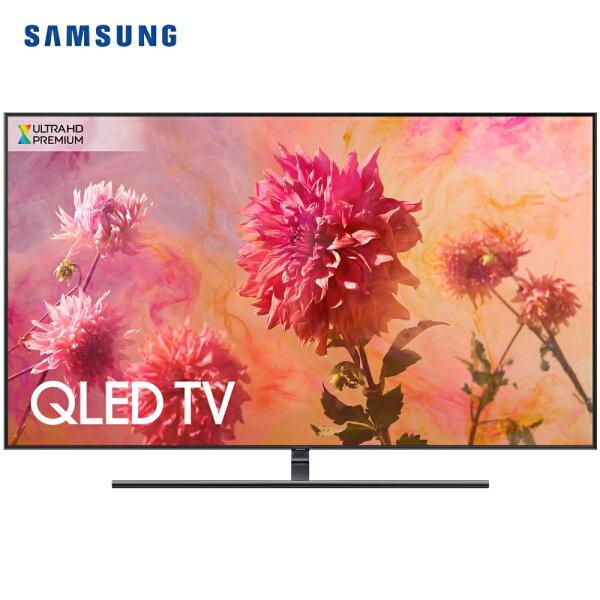 【買就送日立掃地機器人】Samsung三星QA75Q9FNAWXZW電視75吋4KQLED液晶平面Q系列含壁掛安裝+VIP教學服務
