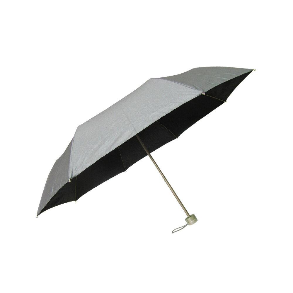 雨傘 陽傘 ☆萊登傘☆ 抗UV 防曬 抗斷三折傘 輕傘 不夾手 銀膠 Leighton 素色 特價 499