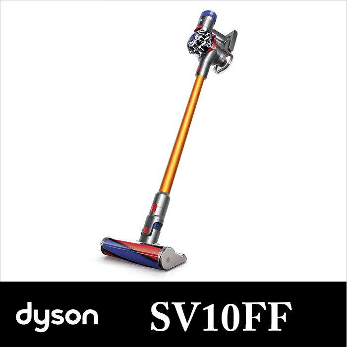 日本直送 免運/代購-Dyson V8 Fluffy/SV10FF/無線吸塵器