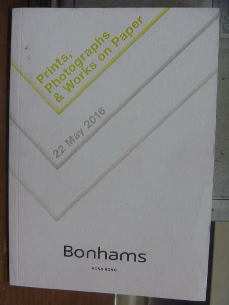 ~書寶 書T3/收藏_MPH~Bonhams_Prints photographs..._