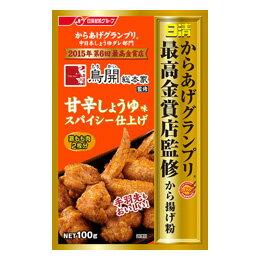 【橘町五丁目】日本日清最高金賞炸雞粉100g-甜辣醬油風味