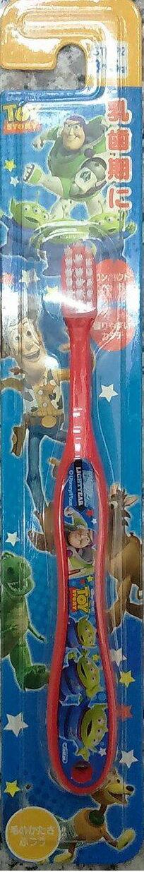 『121婦嬰用品館』卡通幼兒牙刷(3-5Y) - 玩具總動員 0