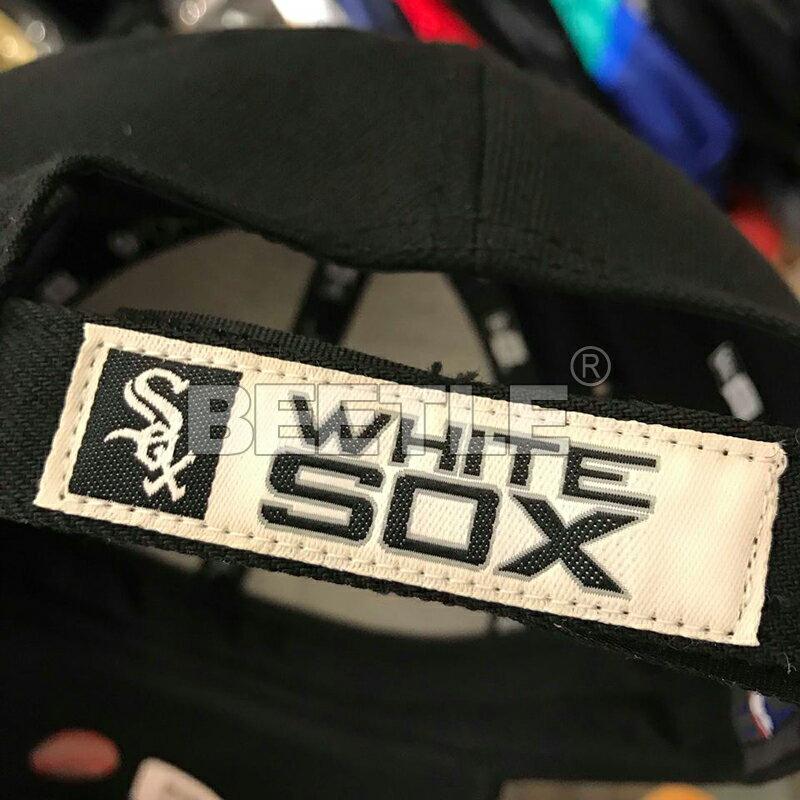 美國進口 BEETLE MLB NEW ERA 芝加哥 白襪 WHITE SOX 黑白 老帽 棒球 大聯盟 魔鬼氈 940 NE-85 2