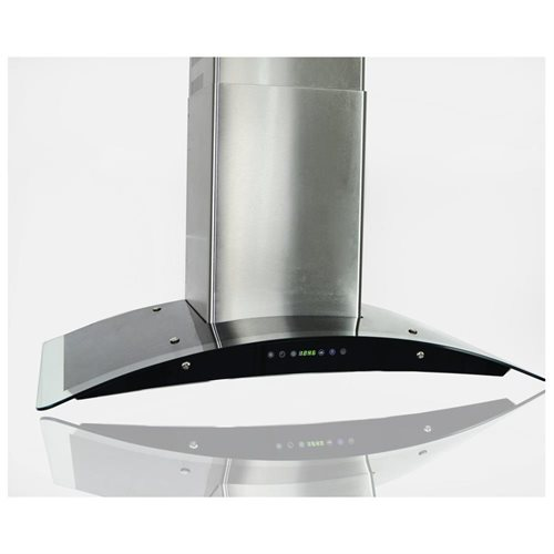 "AKDY 36"" Stainless Steel AK668s3 Wall Mount Range Hood With Remote Control 3"