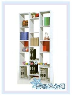 ╭☆雪之屋居家生活館☆╯AA549-071814R表參道6x3尺機能櫃DIY自組收納架展示櫃收納櫃置物櫃