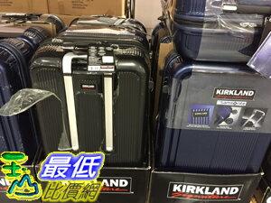 [104限量促銷]  COSCO KIRKLAND SIGNATURE BY SAMSONITE 29寸PC行李箱   _667722