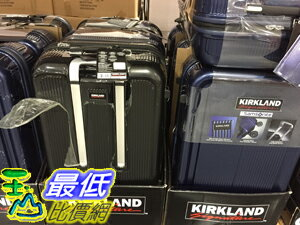 [104限量促銷] COSCO KIRKLAND SIGNATURE BY SAMSONITE 29寸PC行李箱  667722