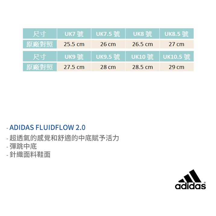 adidas跑步鞋 男鞋 FLUIDFLOW 2.0 透氣運動鞋 全黑運動鞋 慢跑鞋 耐磨底 跑鞋 T9326#黑色◆OSOME奧森鞋業