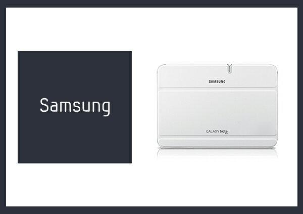 SAMSUNGGALAXYNote10.1(N8010N8000)專用原廠書本式皮套