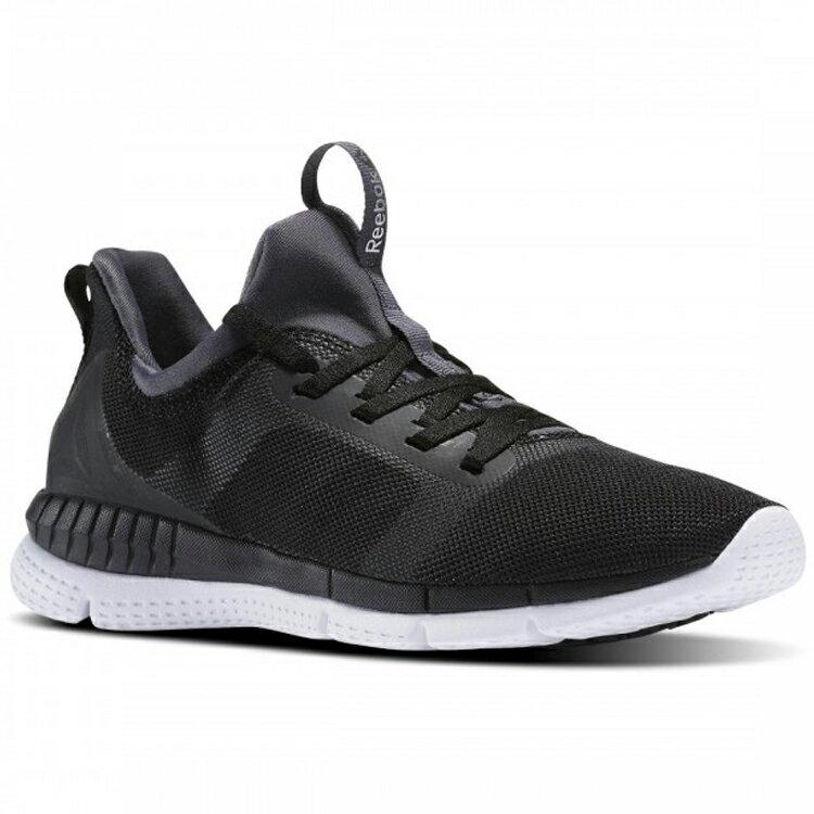 REEBOK PRINT RUN HER 2.0 女鞋 慢跑 休閒 輕量 透氣 避震 黑 【運動世界】 BS8539
