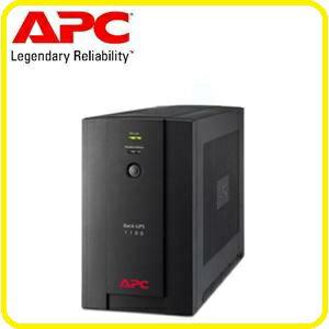 APC APC BC1100U-TW BACK-UPS 1100VA 120V 離線式UPS BACK-UPS 1100VA 120V 離線式UPS