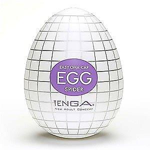 Tenga 自慰蛋3號 SPIDER 蜘蛛網型構造 珠網型挺趣蛋 EGG~003 自慰套