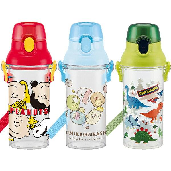 日本Skater兒童直飲式透明冷水壺  /  480ml  / PSB5TR -日本必買 日本樂天代購(1579)。滿額免運 1