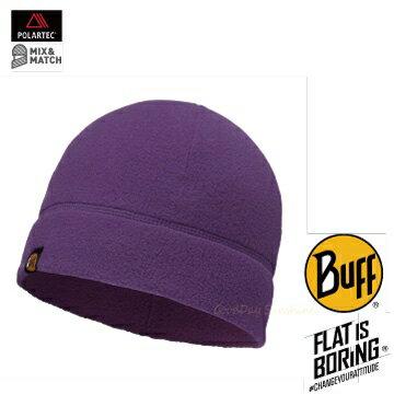 ├登山樂┤西班牙BUFFPOLAR保暖帽-素面紫#BF110929-541-10