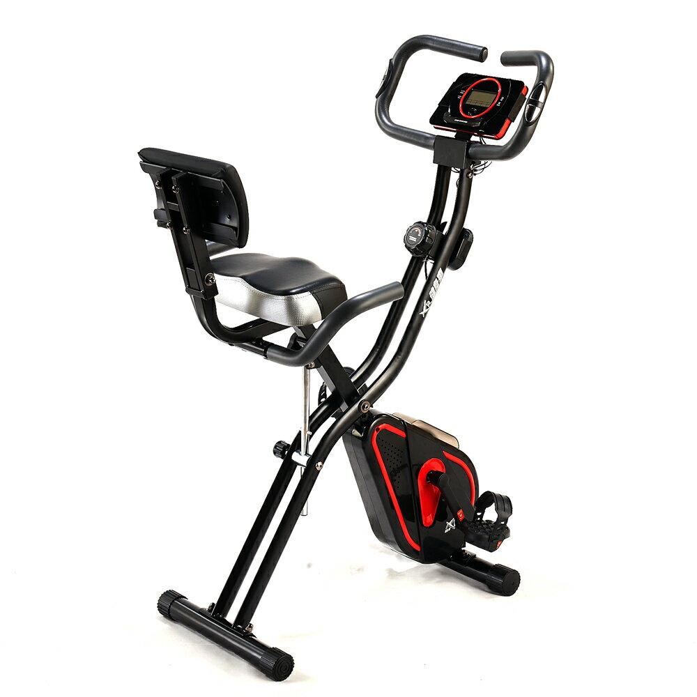 XR-G5 全新升級渦輪式二合一磁控飛輪健身車 XR-G4座墊背墊大升級 【WELLCOME好吉康】