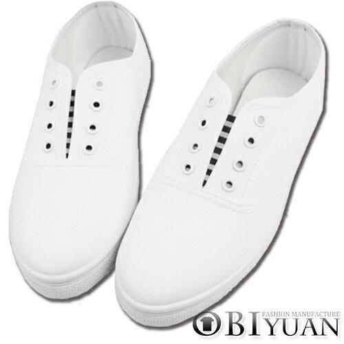 ^(女鞋^)休閒鞋~SG705~1~OBI YUAN日韓百搭款可手繪鞋 綁帶款 懶人鞋 帆