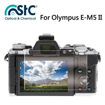【STC】For Olympus E-M10 Mark2 - 9H鋼化玻璃保護貼