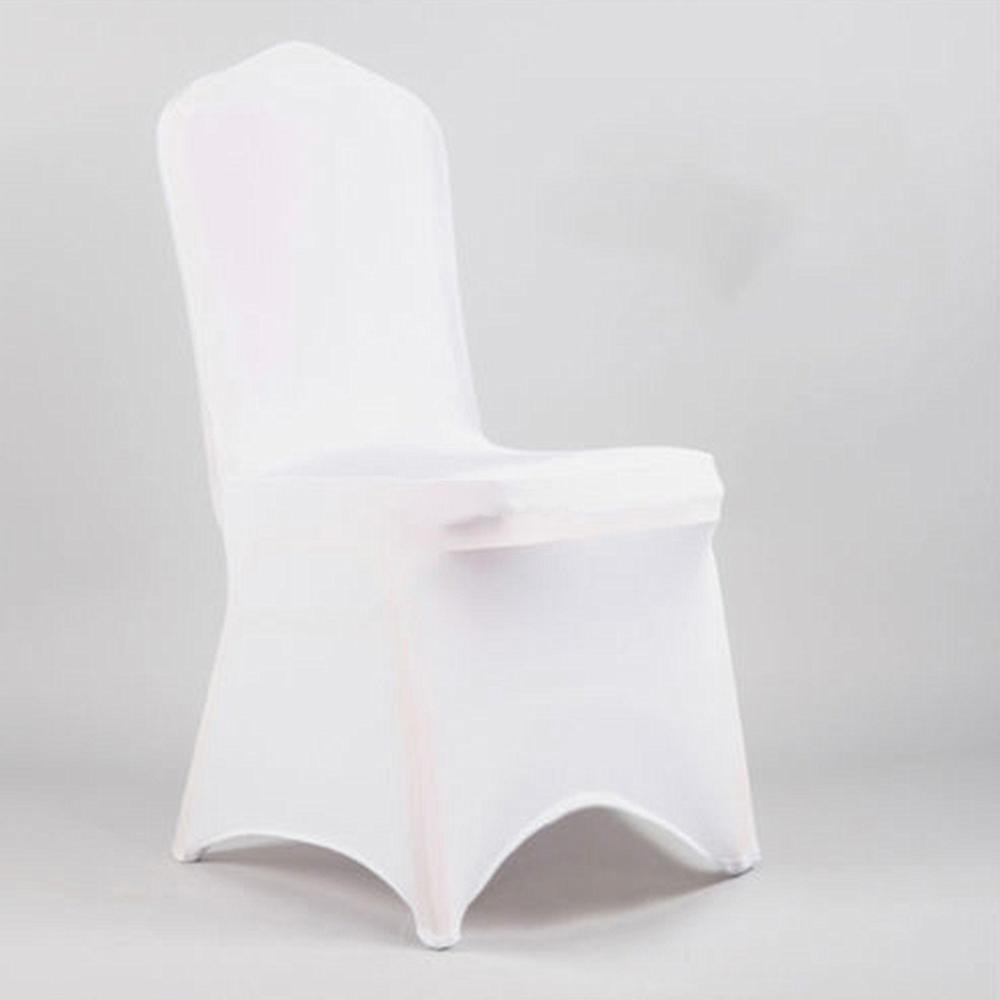 Spandex Chair Covers for Wedding Supply Party Banquet Decoration 4