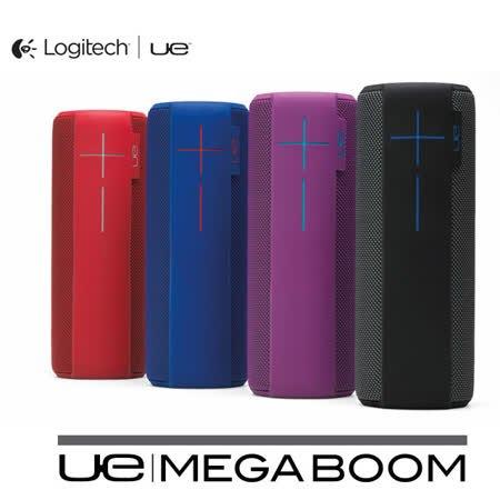 羅技UltimateEarsUEMEGABOOM無線藍牙喇叭IPX7防水公司貨免運費分期0%