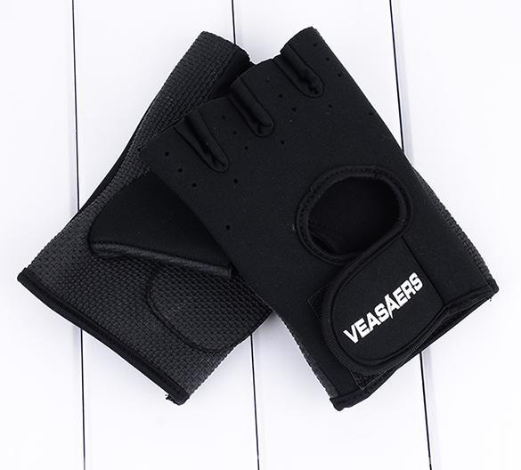 Sport Cycling Fitness GYM Half Finger Weightlifting Gloves Exercise Training 5