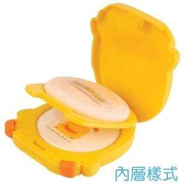 德芳保健藥妝:黃色小鴨蜂膠酵素爽身粉餅(蜂王乳配方)【德芳保健藥妝】