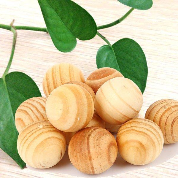 BO雜貨【SV9505】樟木球樟腦球 樟木防霉防蛀防蟲可替代樟腦丸 纯天然 10顆一袋