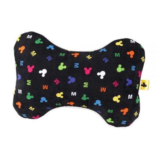 米奇枕頭 米妮 車用枕頭 頸枕 迪士尼 米奇 頸靠 頸枕 頭枕 1入【KTWD363】
