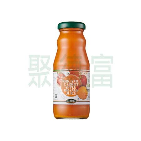VOG農家瑞有機蘋果胡蘿蔔柑橘汁