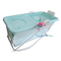 在家泡湯推薦到浴缸 - 折疊式浴缸 DIY/簡單組裝 銀髮族用品 舒適泡澡 不佔空間 [ZHCN1903]就在感恩使者推薦在家泡湯