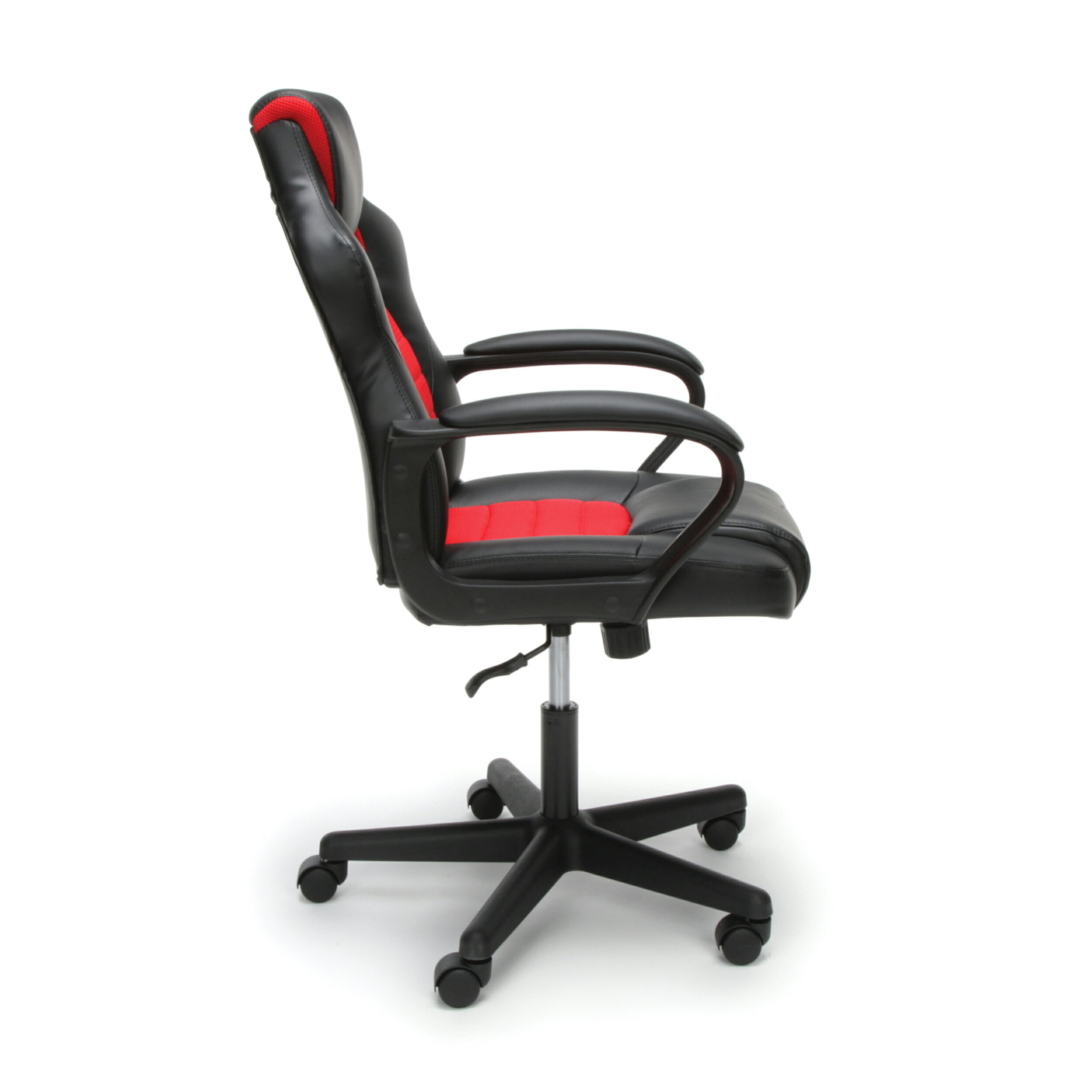 Essentials by OFM ESS-3083 Racing Style Gaming Chair, Red 4