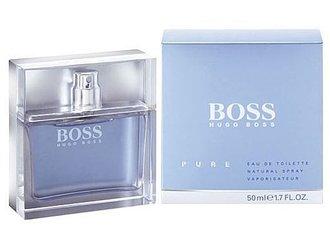 香水1986☆BOSS PURE 澄勁男性淡香水 香水空瓶分裝 5ml