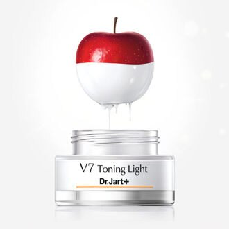 Dr. Jart+ V7 Toning Light 肌光煥亮 維他命透白輕盈霜50ml【庫奇小舖】韓國素顏霜