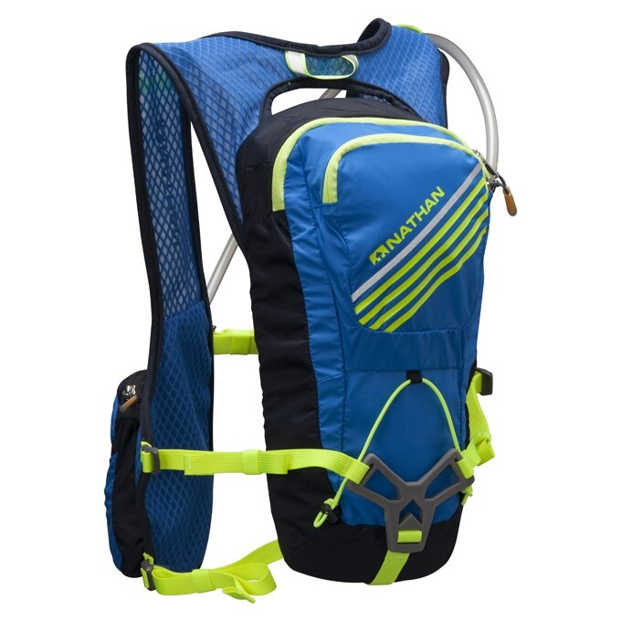 NATHAN ~ Grit戰鬥水袋背包 2L  NA5034NEBY 登山包 送套頭式汗樂