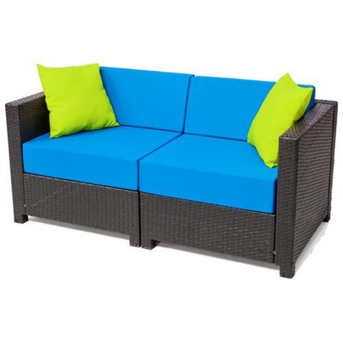mcombo   Rakuten: Mcombo 13 pcs Luxury Wicker Patio Sectional Indoor ...