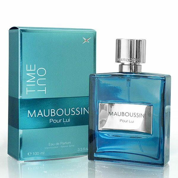 倍莉小舖:Mauboussin夢寶星絕對瞬間男性淡香精100ml【A004330】《Belle倍莉小舖》