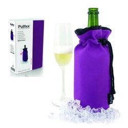 【西班牙Pulltex普德斯 】香檳束口保冷袋 紫色