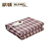 電暖器推薦ELTAC 歐頓 微電腦溫控單人電熱毯/電暖毯/電毯/熱敷毯 EEH-B05S