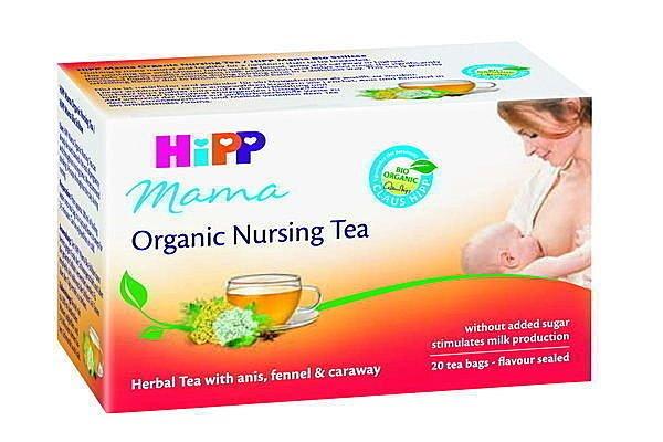 Hipp 喜寶有機媽媽茶包(無糖) 媽媽茶包 (總代理公司貨)