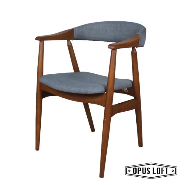 AFRA阿芙拉北歐簡約實木餐椅書房椅休閒椅